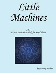 Little Machines - Set 1 Cover